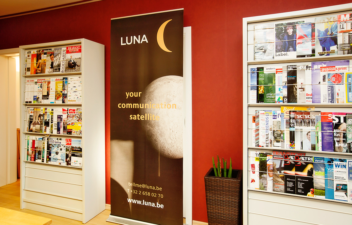 Luna - Your communication satellite